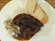Hovězí po Burgundsko - recept na marinované hovězí maso