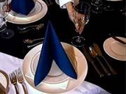 Slávnostní prostírání - jak prostřít slavnostní stůl