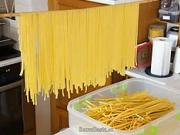 Domácí nudle - recept na domácí nudle