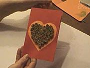 Valentýnka  - jak vyrobit valentýnsky pozdrav snadno a rychle