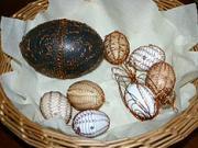 Drátkováni vajíček - jak ozdobit vajíčka drátkovaním