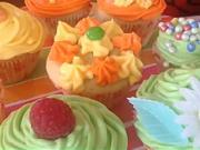 Vanilkový cupcake - recept na vanilkový cupcake