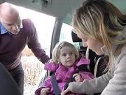 Jak přepravovat děti v autě