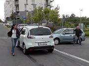 Autonehoda - jak řešit autonehody