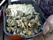Dřevorubecké párance - recept na párance