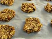 Banánové cookies - recept na rychlé banánové cookies