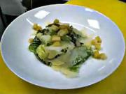 Caesar salát - recept z Alcronu