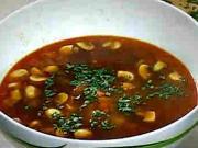 Gulášová polévka s houbami - recept na Debrecínskou houbovou polévku