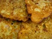 Zelné placky - recept na zelné placky se slaninou