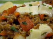 Boloňské gnocchi - recept na gnocchi s bazalkou a sýrem