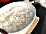 Rýže na sushi - recept na sushi rýži - jak se dělá rýže