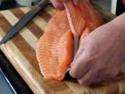 Priprava ryb na sushi - recept na přípravu ryb na sushi