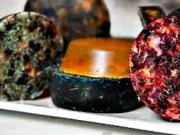 Domácí mýdlo - bublinková fantazie