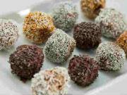Čokoládové kuličky - recept na jednoduché kulky v čokoládě