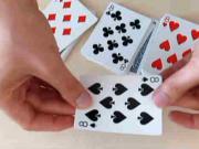 Magické osmičky - skvělý kartový trik pro začátečníky