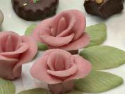 Marcipánové bonbónky-recept na bonbónky z marcipánu