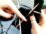 Jak plést prsty na rukavicích - jak uplést rukavice