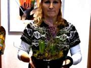 Jarní kompozice z hyacintů
