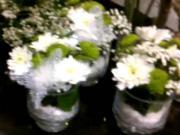 Aranžmán z kvetov pre firmy