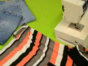 Kurz šití: Šijeme elastické tkaniny