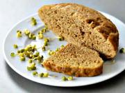 Knedlík z rýže a mouky - recept na knedlík z rýže natural a špaldové mouky