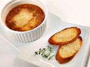 Pařížská cibulová polévka - recept na cibulovou polévku