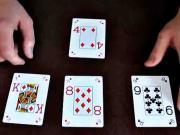 Kandidáti - skvělý kartový trik