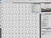 Puzzle ve Photoshopu (1/2) - jak vytvořit puzzle