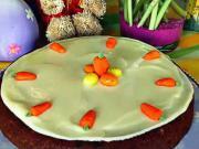 Mrkvový koláč - recept na mrkvovy dort