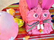 Dort Velikonoční zajíc - recept na velikonoční dort