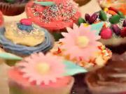 Veselé mini dortíky - recept na velikonoční dortíky