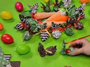 Jak ušít dekorace na Velikonoce