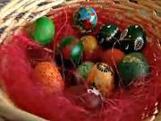 Velikonoční vajíčka - dekorování