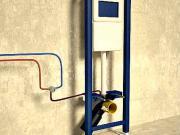 Montáž WC + BIDET 2v1