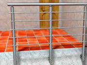 Jak vyrobit levné a krásné zábradlí na schody