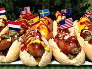 Hot dog - recept na americké hot dogy