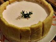 Jahodový dort - recept na jahodový piškotový dort s vlákninou