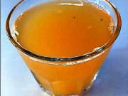 Pomerančovo-zázvorový energetický nápoj - recept