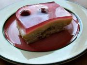 Nedělní zákusek - recept na jahodovo-smetanový zákusek