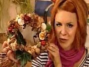 Věneček na podzim - Autumn wreath