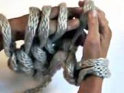 Pletení rukama