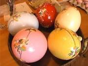 Malované kraslice -Jak se vyrábějí malované velikonoční kraslice
