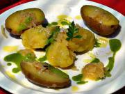 Brambory pečené ve slupce - recept na brambory pečené v solném obalu