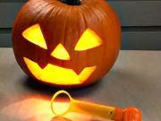 Nůž na vyřezávání dýně - Halloween
