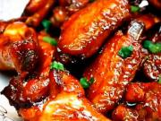 Grilované kuřecí křídla - recept na kuřecí křídla na grilu s Buffalo omáčkou