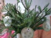Vánoční vintage ozdoby 3