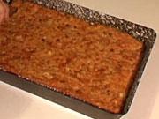 Velikonoční plnka - recept na velikonoční masový koláč