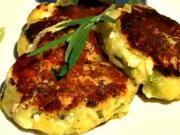 Bramborový karbanátek - recept na bramborové karbanátky