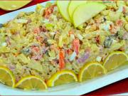 Bramborový salát - recept na bramborový salát