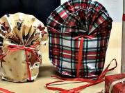 Jak zabalit dárek / How to wrap a gift